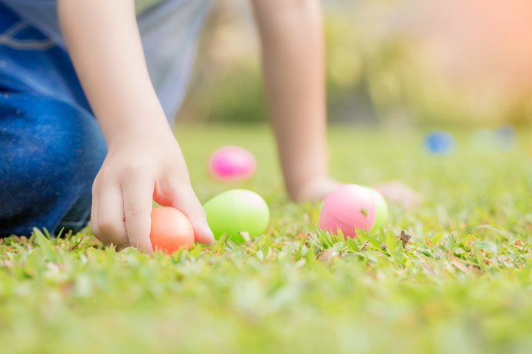 Social Distancing Style: On the Hunt for Autism-Inclusive Easter Ideas (and Eggs)