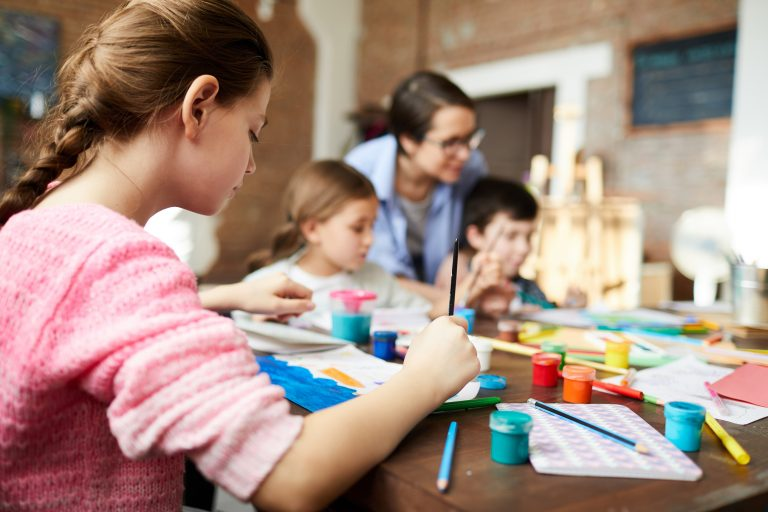Art Therapy Activities for Autism